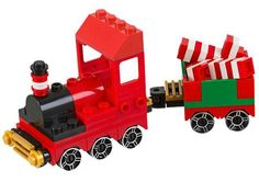 Lego - Christmas Train  // Item #40034 - $5