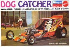 Monogram Dog Catcher