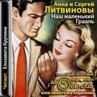 Аудиокнига Наш маленький Грааль Сергей и Анна Литвиновы