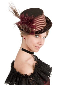 Steampunk Hat By Recollections