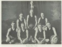 1919 Winona High School basketball team, Winona, Minnesota www.visitwinona.com
