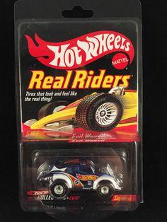 2005 Hot Wheels Redline Club RLC Series 4 Real Riders EVIL WEEVIL Racing Protect #HotWheels #EvilWeevil