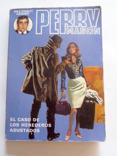PERRY MASON CASO HEREDEROS ASUSTADOS HORRIFIED HEIRS Ed MOLINO SPANISH