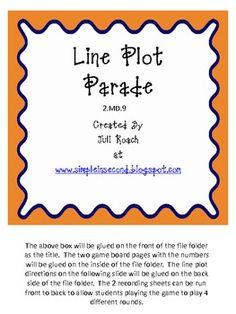 A fun, multi-leveled, and interactive game using line plots. Daily 5 Math, Math 2, Math Teacher, Math Classroom, Elementary Teaching, Teaching Math, Teaching Ideas, Second Grade Math, Different Games