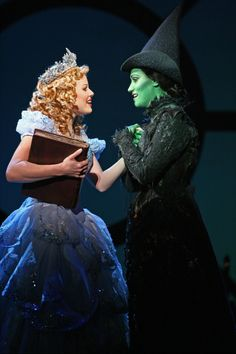 'Wicked' - one of the best musicals in history...if you haven't seen it, you're seriously missing out!