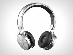 What's better than one audio device? A two-in-one! No?! A three-in-one!! I've officially hit crazy with the Level x3 Headphones. Just like the Matryoshka dolls, these