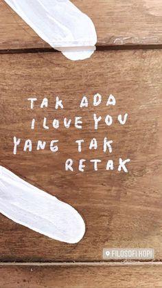 Tumblr Quotes, Jokes Quotes, Me Quotes, Instagram Quotes, Instagram Story, Short Code, Quotes Galau, Aesthetic Words, Sad Love