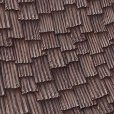 Metal Roof | Hand Painted Textures