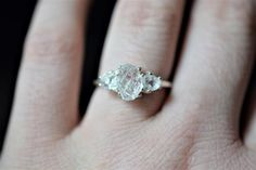 Unique Engagement Ring Solid Sterling Silver Wedding Band | Etsy Boho Engagement Ring, Ring Ring, Diamond Bands, Anniversary Rings, Wedding Bands, Sterling Silver Rings, Quartz, Unique, Etsy