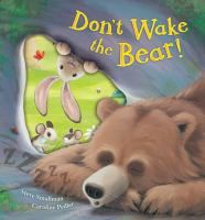 As they prepare for a party, the animals in the forest try not to wake the huge bear sleeping in a nearby tree.