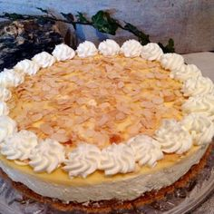 Eierlikör- Tiramisu- Torte