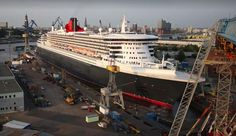 Queen Mary 2 Wins Best Cruise Ship Refurbishment In 2016