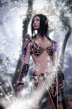 niace world of warcraft cosplay