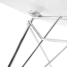 Detail Of The Charles Eames Rar Plastic Rocking Chair Shockmount With Screw Charles Eames