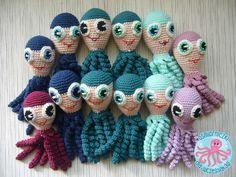 #octopus for preemie #crochet #babies #wczesniaki #help #hospitals #osmiorniczkidlawczesniakow