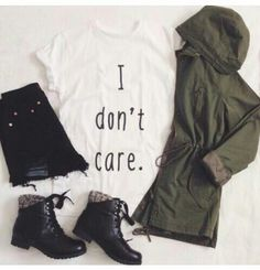 a daily outfit...