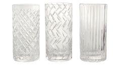 Longdrink Glass Bogart Crystal - Set Of 6