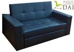 Sofacama Alemán $ 1.199.000 Love Seat, Couch, Furniture, Home Decor, Game Room, Settee, Decoration Home, Sofa, Room Decor