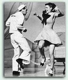 Jack Cole and Rita Hayworth