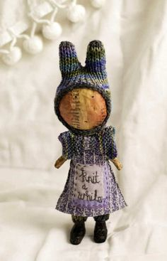 """Julie Arkell's """"knit a while"""" from http://www.loopknittingshop.com/category/190/Julie_Arkell"""
