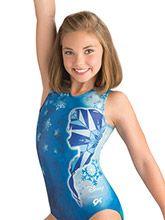 b9a816a0f1ef DSY066 Evie Descendants Disney GK Elite Sportswear gymnastics leotard...  (930 MXN) ❤ liked on Polyvore featuring tops, disney tops and disn…