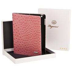 Чехол Elegance Розовая текстура для iPad 2   3 купить в интернет-магазине BeautyApple.ru.