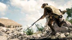 Download Battlefield 1 Soldier Sniper Rifle Game 4K 3840x2160