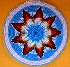 My grandmother used to make these with no pattern using lazy stitch