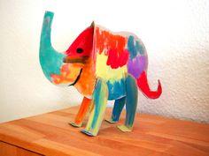 Dinosaur Stuffed Animal, Toys, Animals, Cardboard Animals, Dinosaur Crafts, Kids Animals, Elephants, Activity Toys, Animales