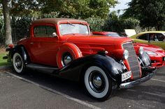 https://flic.kr/p/rodD9h | 1934 Oldsmobile 8 Coupe | At Auckland , NZ .