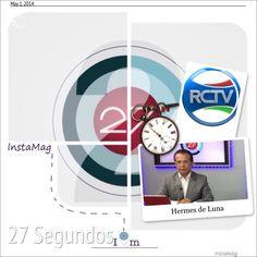 Arte para o 27 Segundos, da RCTV
