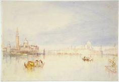 Joseph Mallord William Turner, Venice, Calm at Sunrise