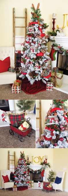 5 Ways To Have A Plaid Christmas