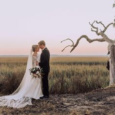 Wedding Portrait Inspiration | Charleston, SC