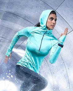 Funktionale Sportoutfits: Laufen & Joggen im Winter - bei Tchibo