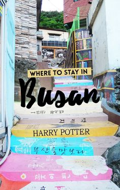 Busan is a city with many faces. It can be laidback and exciting, rustic and cosmopolitan. Depending on what you want to experience, there's a Busan neighborhood perfect for you. Here's where to stay in Busan. #travel #southkorea #busan #citybreak #holiday #hotels