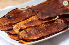 Bacon vegan - La Fée Stéphanie