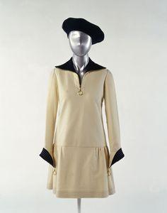Mary Quant O.B.E. Dress: 1966