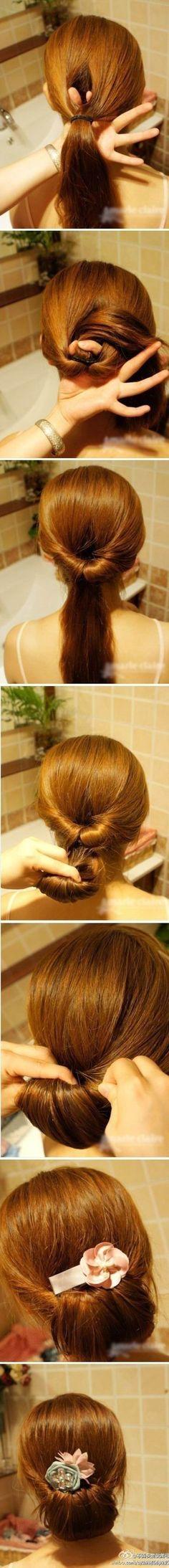 Hair Tutorials: 20 Ways To Style Your Hair In Summer Season | Pinkula