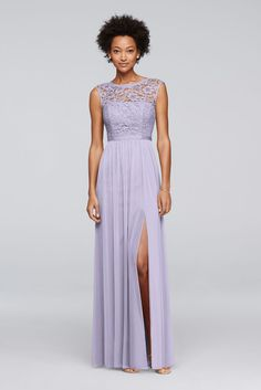 The beauty and elegance of the lavender color have remained unfaded over the centuries. Here are top 40 picks of lavender bridesmaid dresses to go with on the weddings.