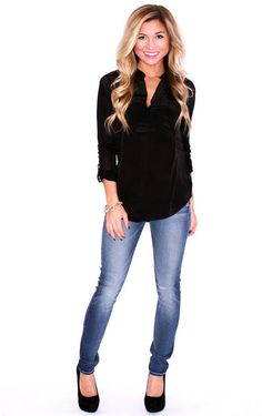 GORGEOUS FOR DAYS IN BLACK $ 56.00