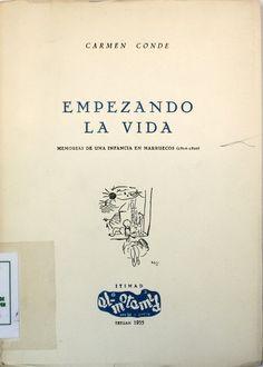 """""""Empezando la vida: memorias de una infancia en Melilla: (1914-1920)"""", Melilla, UNED, 1991."""