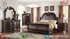 Sleigh Bedroom Set, Wood Bedroom Sets, Oak Bedroom, Bedroom Furniture Sets, Bed Furniture, Bedroom Decor, Cheap Furniture, Adams Furniture, Marble Bedroom