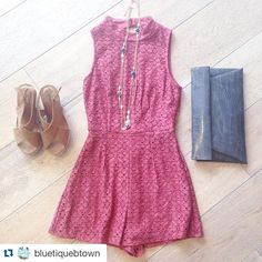 Available on the website! #ootd #monday #shopbluetique
