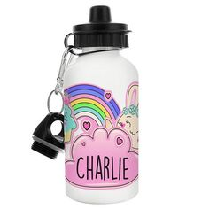 Personalised Drinks Bottle - Bunny