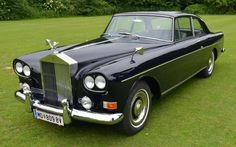 1964 Rolls Royce Silver Cloud III Chinese Eye FHC.