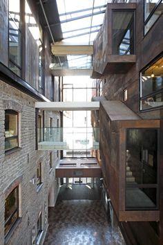 Rotermann Flour Storage | HGA Hayashi-Grossschmidt Arhitektuur
