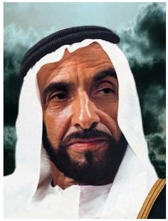Sheikh Zayed bin Sultan Al Nahyan, Ruler of Abu Dhabi from 1966 to 2004 and  First President of the United Arab Emirates from 1971 to is widely  recognised as ...
