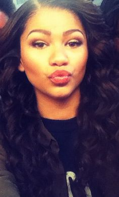 THE Fabulous...Zendaya!! Love this girl and her personality.