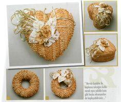 Gallery.ru / Фото #71 - TUTORIALS - lumy Diy Ribbon Flowers, Ribbon Embroidery, Bagel, Doughnut, Bread, Breakfast, Desserts, Food, Crafts